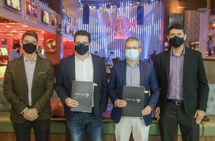 Rodrigo Burbon, Samuel Sicchierolli, Rodrigo Araujo E Anderson Lima (2)