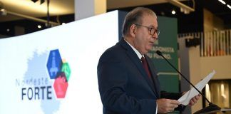 Ricardo Cavalcante Na Posse Como Presidente Da Associação Nordeste Forte