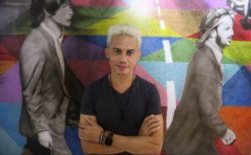 Silvero Pereira (Foto Beatriz Bley)