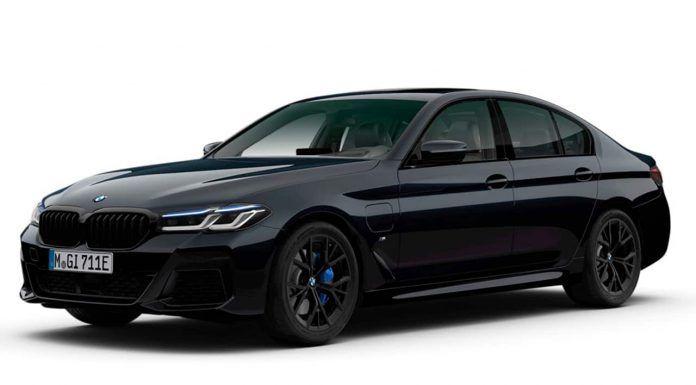 BMW 530e M Sport Dark Edition