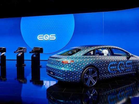 2021 Mercedes Eqs Workshop