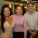 Camila Forte, Aline Lima E Carlos Magalhães