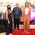 Eva Coelho, Adroaldo Carneiro E Suzana Clark Fiuza