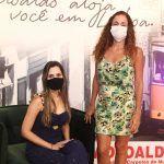 Eva Coelho E Michele Aguiar