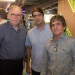 Ricardo Cavalcante, Marcelo Castro E Ricardo Machado