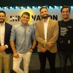Strauss Nasar, Vladson Sidney, Eduardo Hamdan E Fábio Machado