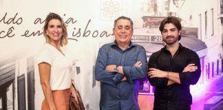 Suzana Clark Fiuza, Adroaldo Carneiro E José Fontenele (3)