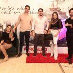 Zaira Mendes ,Felipe Costa ,Eduardo Romel, Jessica Almeida E José Fontenele (2)