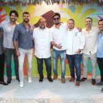 Andre Guerreiro, Raul Mota, Ricardo Bruno, Luiz Sergio Ferreira, Nathan Hirano, Sales Junior, Nelson E Arimateia (3)