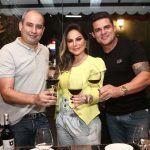 Andre Linheiro, Jamile Lima E Isaias Duarte (2)