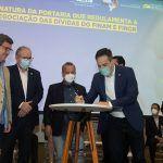 Ato De Assinatura De Renegociação Finan E Finor   FIEC (51)