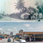 Avenida Antonio Sales. A Foto Antiga é Dos Anos 60