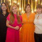 Betânia Saraiva, Mônica Albuquerque, Patrícia Andrade E Maria José Lopes
