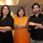 Betânia Saraiva, Patrícia Andrade E José Fontenele