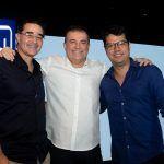 Daniel Arruda, Ricardo Bezerra E Ronaldo Filho