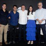 Daniel Arruda, Ronaldo Filho, Ricardo Bezerra, Rachell Aguiar E Arthur De Castro (3)