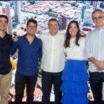 Daniel Arruda, Ronaldo Filho, Ricardo Bezerra, Rachell Aguiar E Arthur De Castro (5)