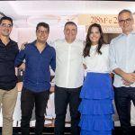 Daniel Arruda, Ronaldo Filho, Ricardo Bezerra, Rachell Aguiar E Arthur De Castro (6)
