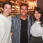 Edson Neto, Felipe Torres E Bia Brasileiro