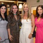 Lia Linhares, Roberta Nogueira, Célia Magalhães E Maria Lúcia Negrão (2)