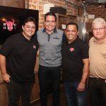 Marcelo Pimentel, Fabiano Barreira, Carlão Texeira E Edson Aroche
