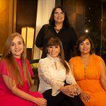Mônica Albuquerque, Betânia Saraiva, Maria José Lopes E Patrícia Andrade