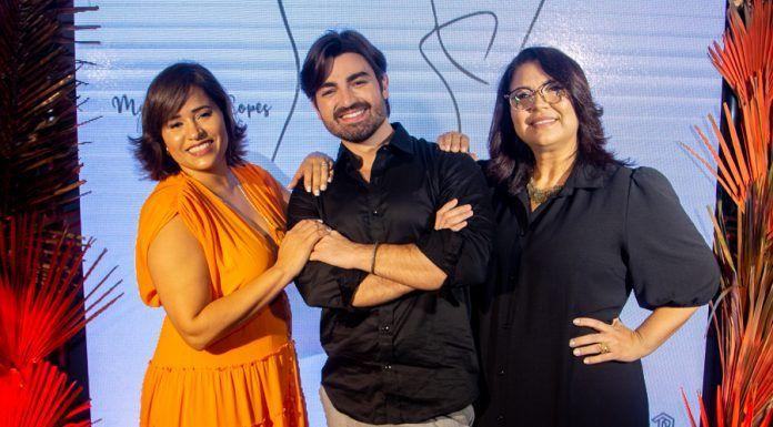 Patrícia Andrade, José Fontenele E Betânia Saraiva (2)
