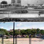 Praça Clóvis Beviláqua Nos Anos 30 E Atualmente