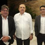 Rafael Martins, Firmo De Castro E Luis Fernando Bezerra
