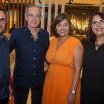 Roger Monte, Ricardo Accioly, Maria José, Patrícia Andrade E Betânia Saraiva (2)