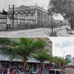 Rua Guilherme Rocha, Em Frente à Praça José De Alencar. A Foto Antiga é Do Início Do Século XX