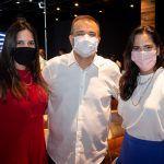 Sara Aguiar, Ricardo Bezerra E Rachell Aguiar