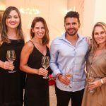 Adriele Fidelis, Sabrina Costa, Romario Rodrigues E Leiliana Franco (2)