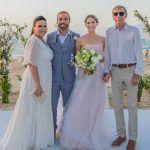 Andrea Rios, Deco Montenegro, Dani Gondim E Alexandre Montenegro