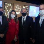 Antônio Henrique, Águeda Muniz, Pio Rodrigues E César Ribeiro