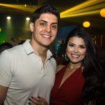 Caio Machado E Emily Teixeira