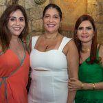 Christiane Faria, Elisa Oliveira E Lorena Pouchain