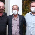 Ciro Gomes, Andre Bichucher E Adriano Nogueira (1)