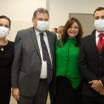 Cristiane E Hélio Leitão, Ana Lourdes Nogueira E Eduardo Almeida