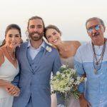 Denise Montenegro, Deco Montenegro, Dani Gondim, Cesar Montenegro