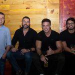 Diego De Páscoa, José Antônio Franco, Flávio Ribeiro E Michelangelo Chaves
