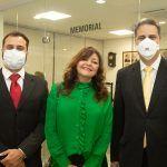 Eduardo Almeida, Ana Lourdes Nogueira E Erinaldo Dantas