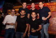 Gustavo Cruz, Flavio Ribeiro, Guilherme Nobrega, Pedro De Castro, Renato Lourenço E Lauro Sobreira