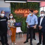 Inauguração Do Habitat De Inovação   SENAI (6)