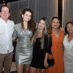 João Borges, Mariana Holanda, Julia, Aldira E Dudu Borges