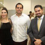 Karen Hissa, Icarai Vasconcelos E Henrique Oliveira