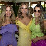 Karmilse Marinho, Michelle Aragão E Camile Arrais