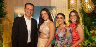 Leonardo, Sophia, Nicole E Maria Clara Dall'Olio