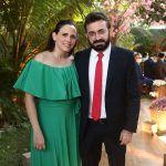 Livia Sousa E Welingthon Fonseca