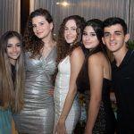 Luana Oliveira, Mariana Holanda, Maria Eduarda, Geovana Vitória E Erick Feitosa